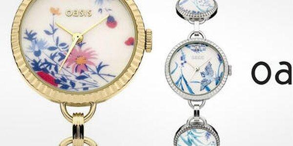 Dámske minimalistické hodinky plné elegancie Oasis