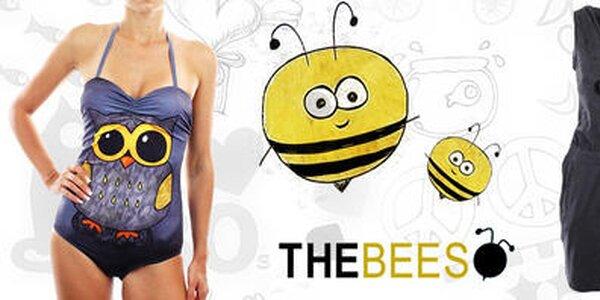 Veselá dámska móda pre leto plné úsmevov The Bees