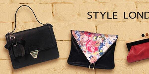 Osobité kabelky pre štýlovú ženu The Style London
