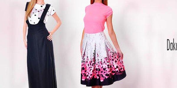 Originálna móda pre originálne dámy DAKA