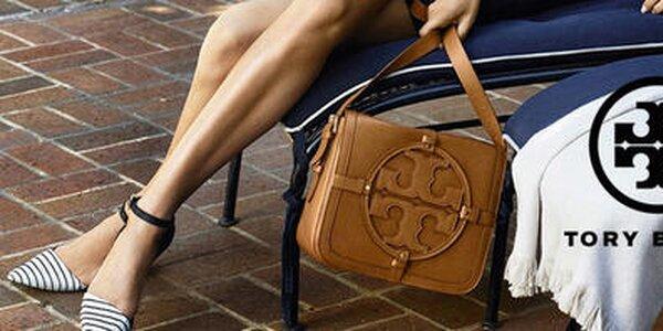 Luxusné kožené kabelky Tory Burch