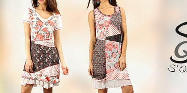 Originálna dámska francúzska móda Squise