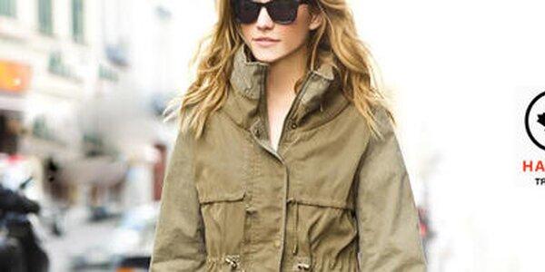 Pekné dámske bundy a kabátiky Halifax