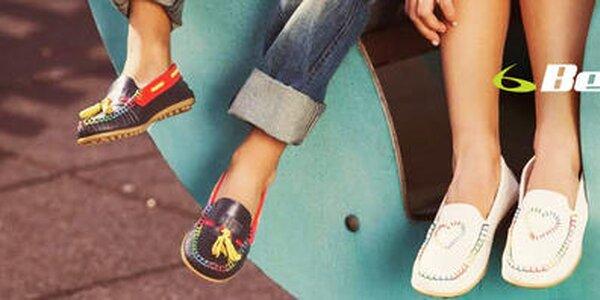 Hravé topánočky pre najmenších Beppi
