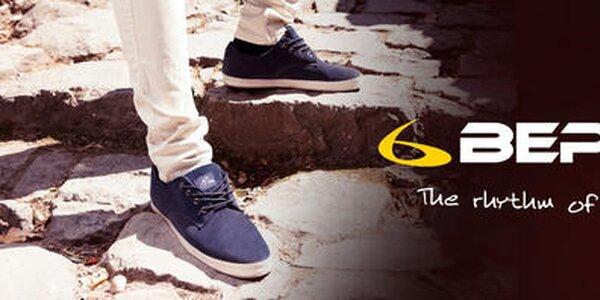 Štýlová pánska mestská obuv Beppi