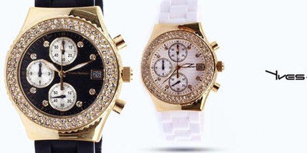 Vždy načas - elegantné dámske hodinky Yves Bertelin