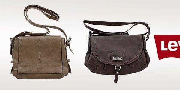Dámske kabelky od kultovej značky Levi's