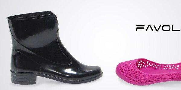 Unikátne topánky pre výnimočné ženy a dievčatá Favolla