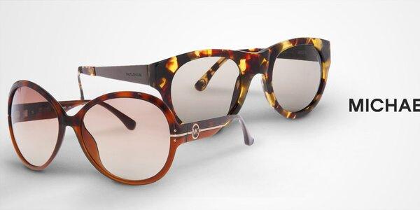 Niečo pre očká - dámske slnečné okuliare Michael Kors