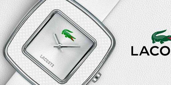 Ozdobte si rúčku štýlovými dámskymi hodinkami Lacoste