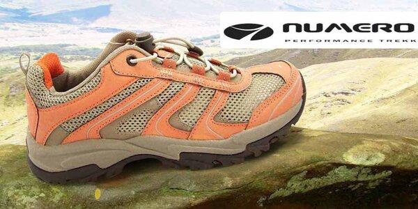 Užite si túru v dámskych topánkach Numero Uno