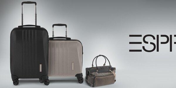 Užite si cestovanie s batožinou Esprit