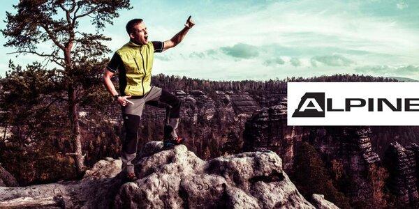 Jedinečné pánske oblečenie a doplnky Alpine Pro