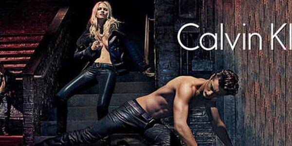 Ležérne elegantná pánska móda značky Calvin Klein