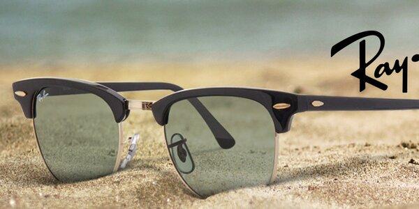 Nasaďte si štýlové slnečné okuliare Ray-Ban