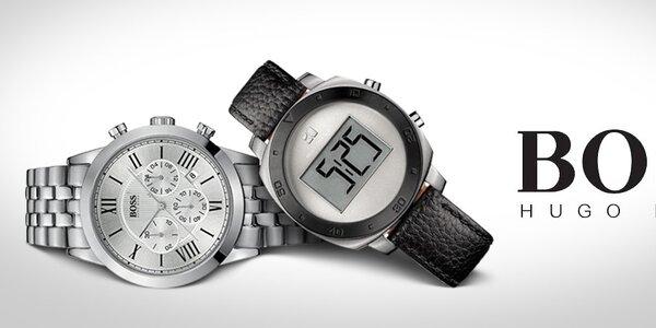 Majte čas pod palcom - pánske hodinky Hugo Boss