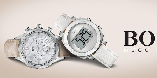 Majte čas pod palcom - dámske hodinky Hugo Boss