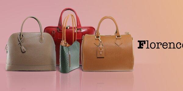 Vytvorte šik duo s koženou kabelkou Florence Bags