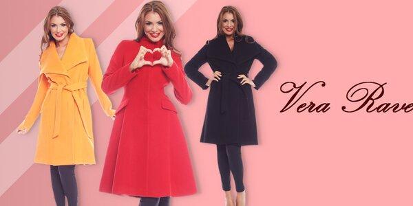 Trendy dámske kabáty Vera Ravenna