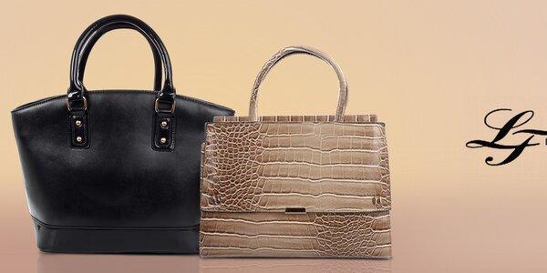 Nápadité dámske kabelky a listové kabelky London Fashion