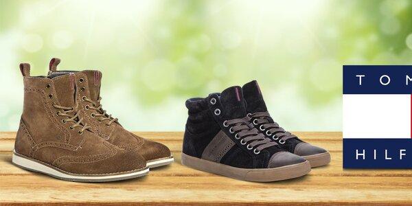 Štýlová pánska obuv Tommy Hilfiger