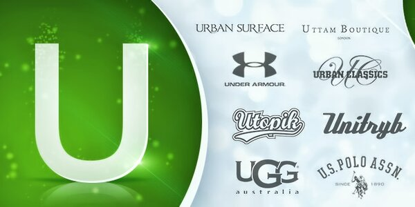U - U.S.Polo, Urban Surface, Uttam Boutique...Skladom