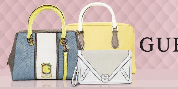 Dokonalé dámske kabelky a tašky Guess