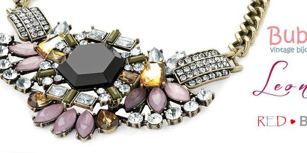 Šmrncovné dámske šperky Leonida