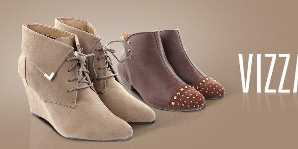 Vizzano - užite si jeseň v nových topánkach