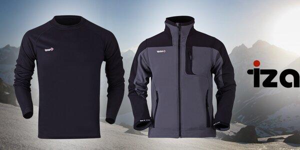 Kvalitné funkčné oblečenie pre mužov Izas