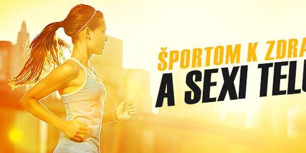 Športom k zdraviu a sexi ženskému telu