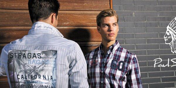 Paul Stragas - oblečenie pre mužov s osobnosťou
