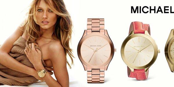 Luxusné dámske hodinky Michael Kors