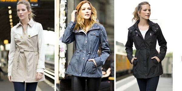 Štýlové dámske bundy a kabátiky Halifax