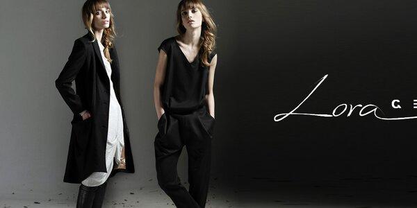 Elegantná a originálna dámska móda Lora Gene