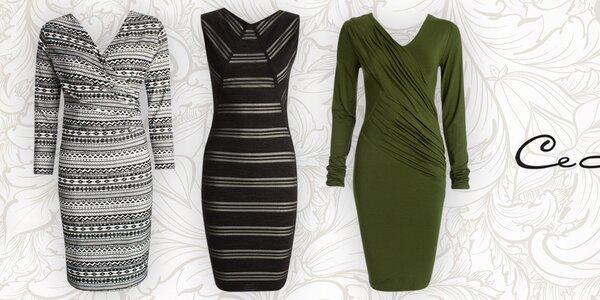 Elegantné dámske šaty a topy Ceme London