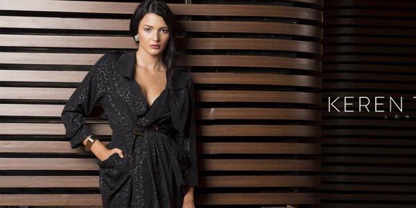 Elegantná farebná dámska móda Keren Taylor