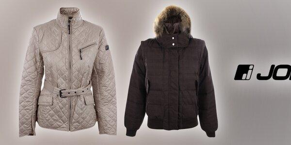 Štýlové bundy a kabáty pre ženy Joluvi
