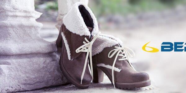 Beppi - pohodlné topánky pre dámsku aj detskú nôžku