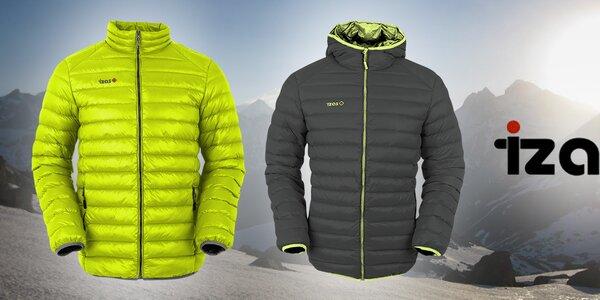 Kvalitné outdoorové oblečenie pre mužov Izas