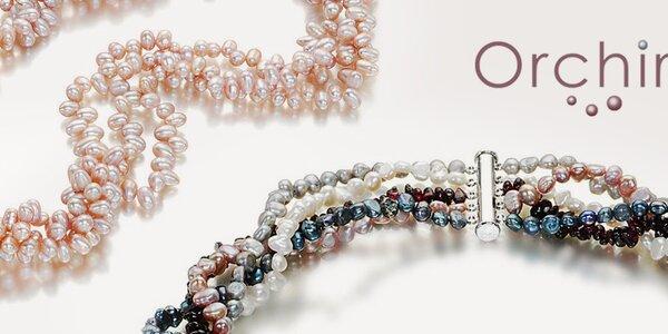 Elegantné a nápadité dámske šperky Orchira
