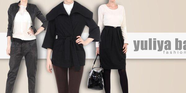 Okúzľujúca dámska móda Yuliya Babich