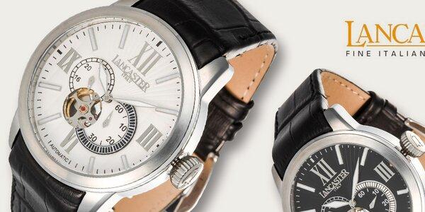 Lancaster - vysoko štýlové pánske hodinky