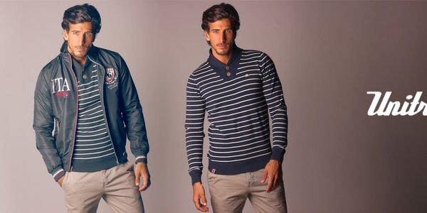 Štýlová a pohodová móda pre mužov Unitryb