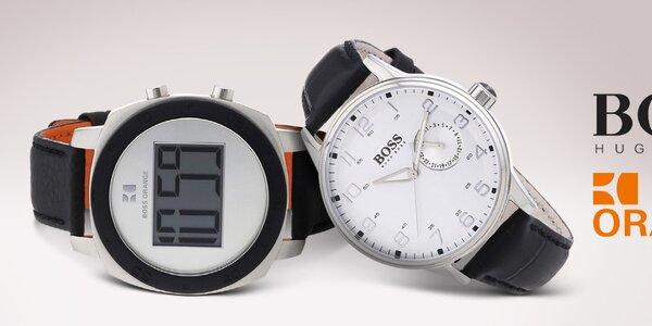 Štýlové hodinky na dámske zápästia Hugo Boss