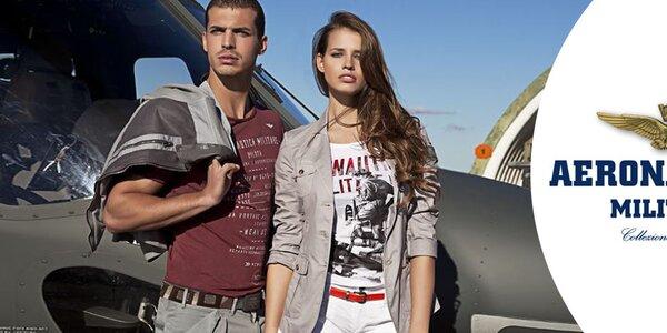 Štýlová dámska móda Aeronautica Militare