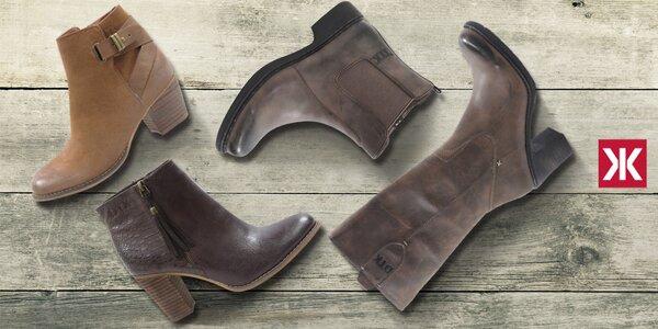 Štýlové dámske topánky a čižmy Drastik
