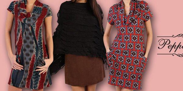 Okoreňte si šatník dámskou módou Pepper Tree