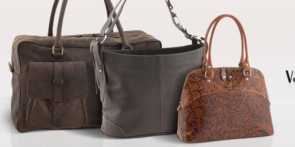 Dámske kožené kabelky a tašky Valentina Italy