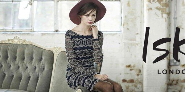 Okúzľujúca dámska móda plná farieb a vzorov Iska